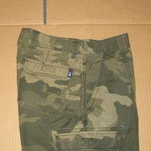 The North Face Shorts - The North Face Men's Cargo Shorts       Camo